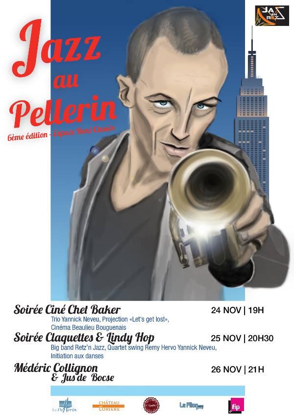 Le Pellerin - 25/11/2016 - Grand Bal Swing live au Pellerin